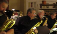 Unforgettable Big Band performs for the Shrine Club of York