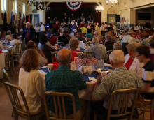 Sellout Crowd at the 2nd Annual Big Band Brunch