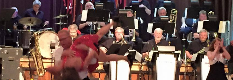 Unforgettable Big Band performs at Carlisle United Methodist Church