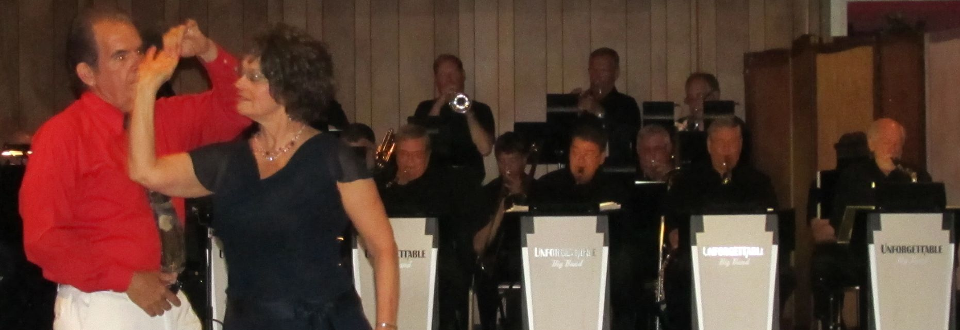 Unforgettable Big Band performs for the New Thurmont Dance Club
