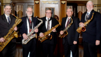 Unforgettable Sax Section