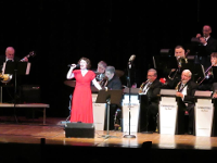 Unforgettable Big Band at Scottish Rite Auditorium, Harrisburg